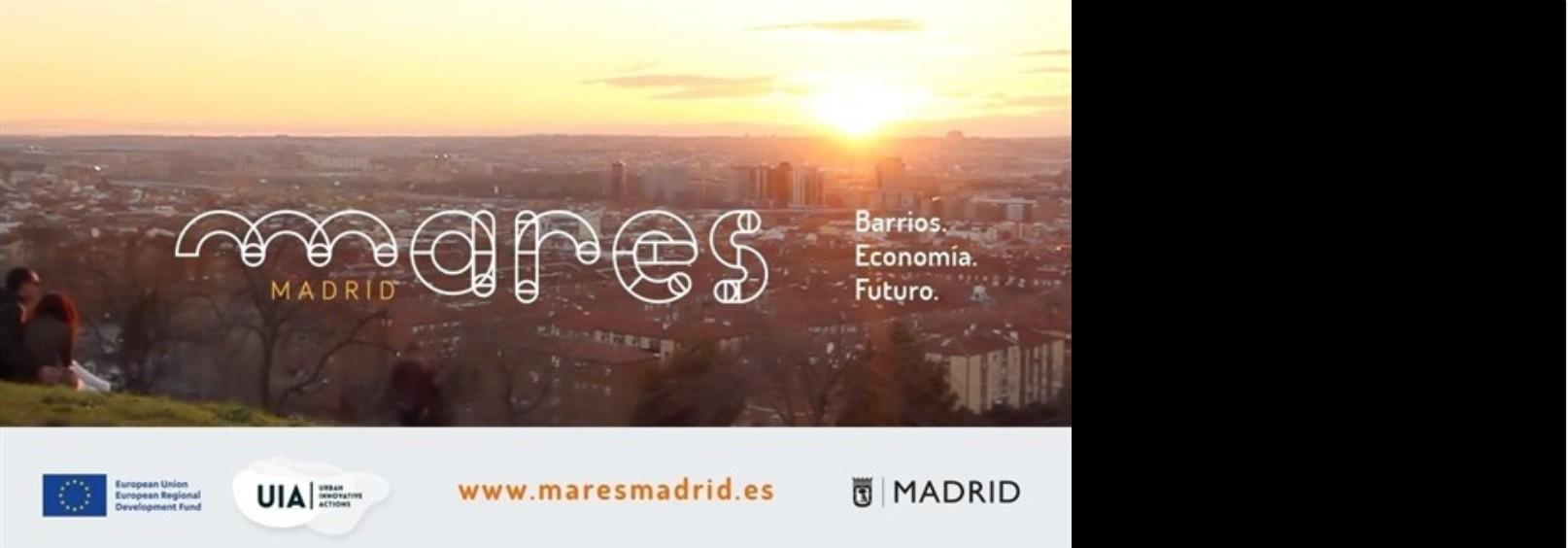 Cooperativa Garua   MARES Madrid.